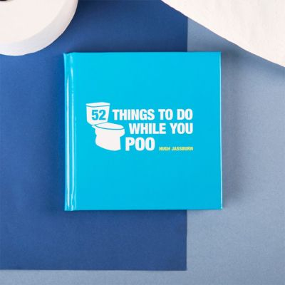 Libro 52 Things To Do While You Poo