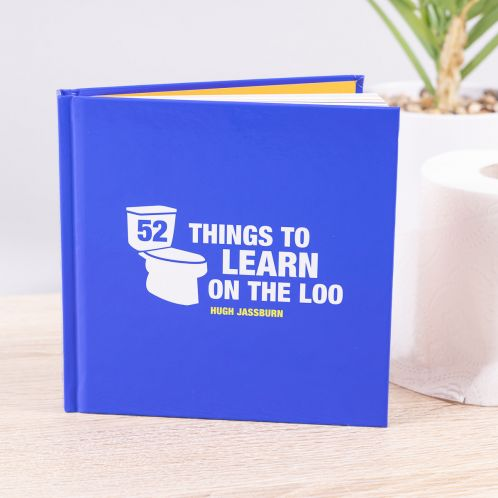 Libro 52 Things To Learn On The Loo