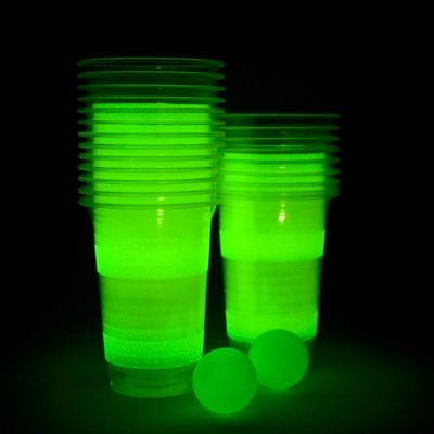 Regalos de despedida - Vasos pin-pon luminosos