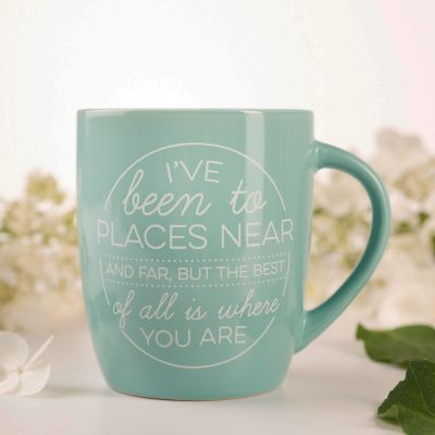 Vasos y tazas - Taza I've Been To Places ...
