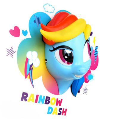 Ofertas - Lámpara My Little Pony 3D Rainbow