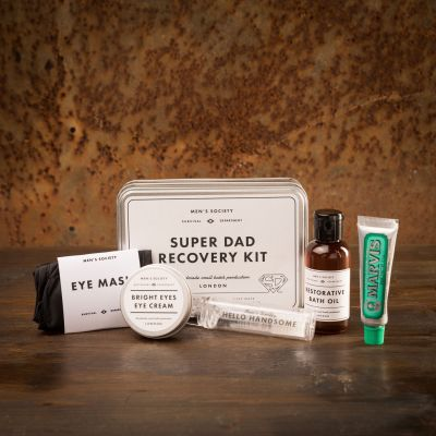 Regalos dia del padre - Kit de relax Super Daddy