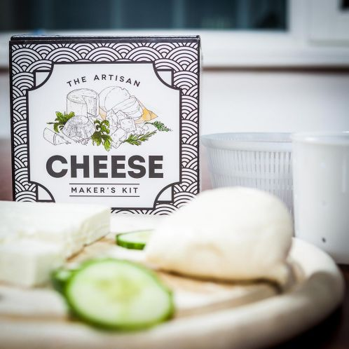 The Artisan Cheese Maker's Kit - el kit para hacer queso